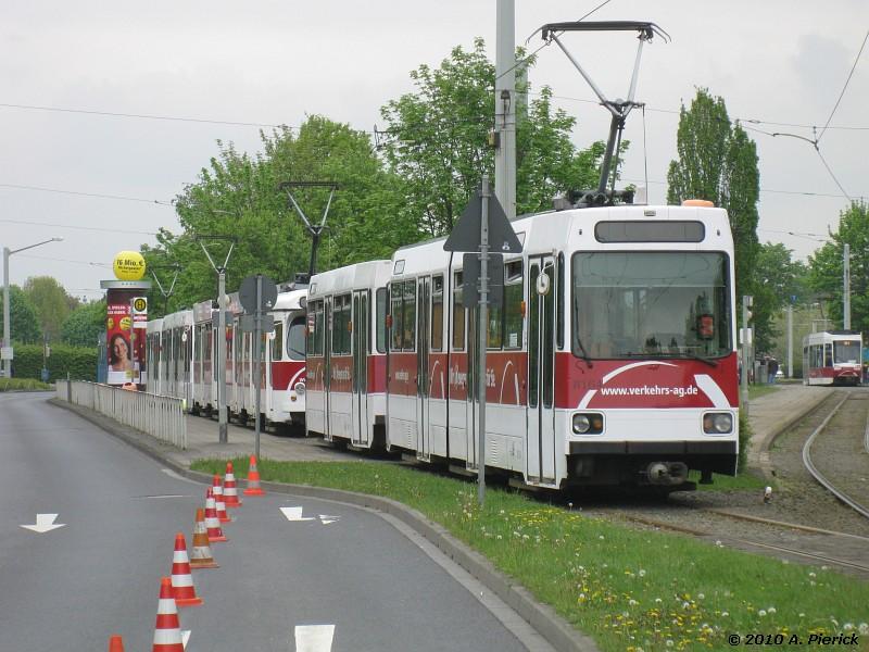 Straßenbahnen in braunschweig 2009 2012 infos