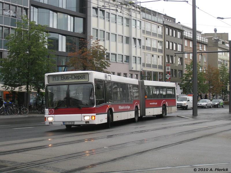 stra enbahnen in braunschweig 2009 2012