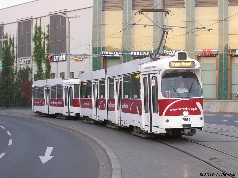 Oktober 2010 Linie Leonhard Sichtungsforum Tram Bus
